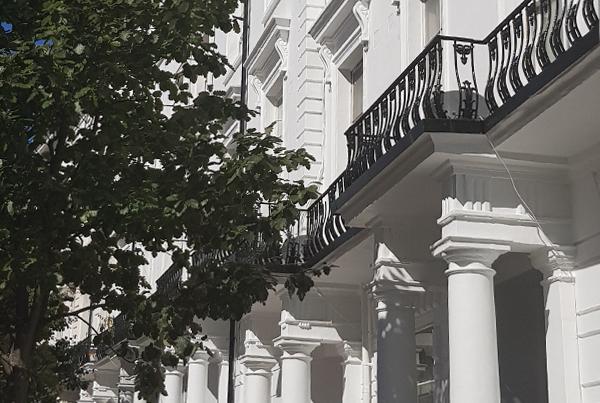 London Paddington Bayswater W2 Architecture