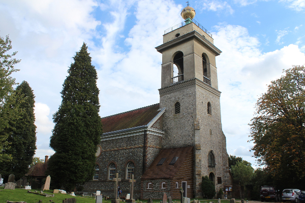 ST LAWRENCE CHURCH, GRADE 1 LISTED BUILDING