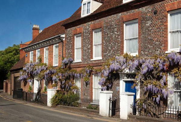 Listed Building Architecture Grade II, Cookham, Berkshire Buckinghamshire LBC