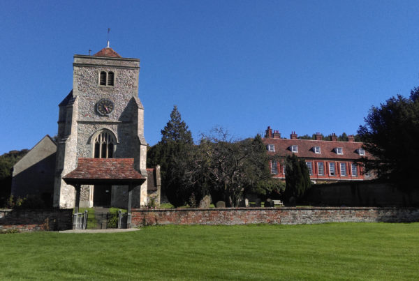 St Botolph Church Grade II Listed Building - Cohanim Architecture Bradenham Buckinghamshire Wycombe