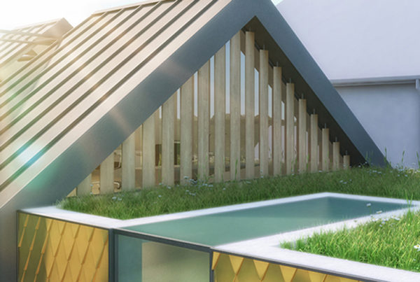 Green Belt Architectural Project, Epping Essex