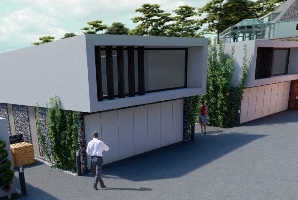 Salisbury Modern Architecture - Development Concepts