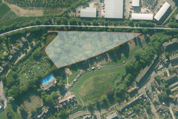 Chesham Masterplan, Architecture